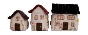 3 små huse